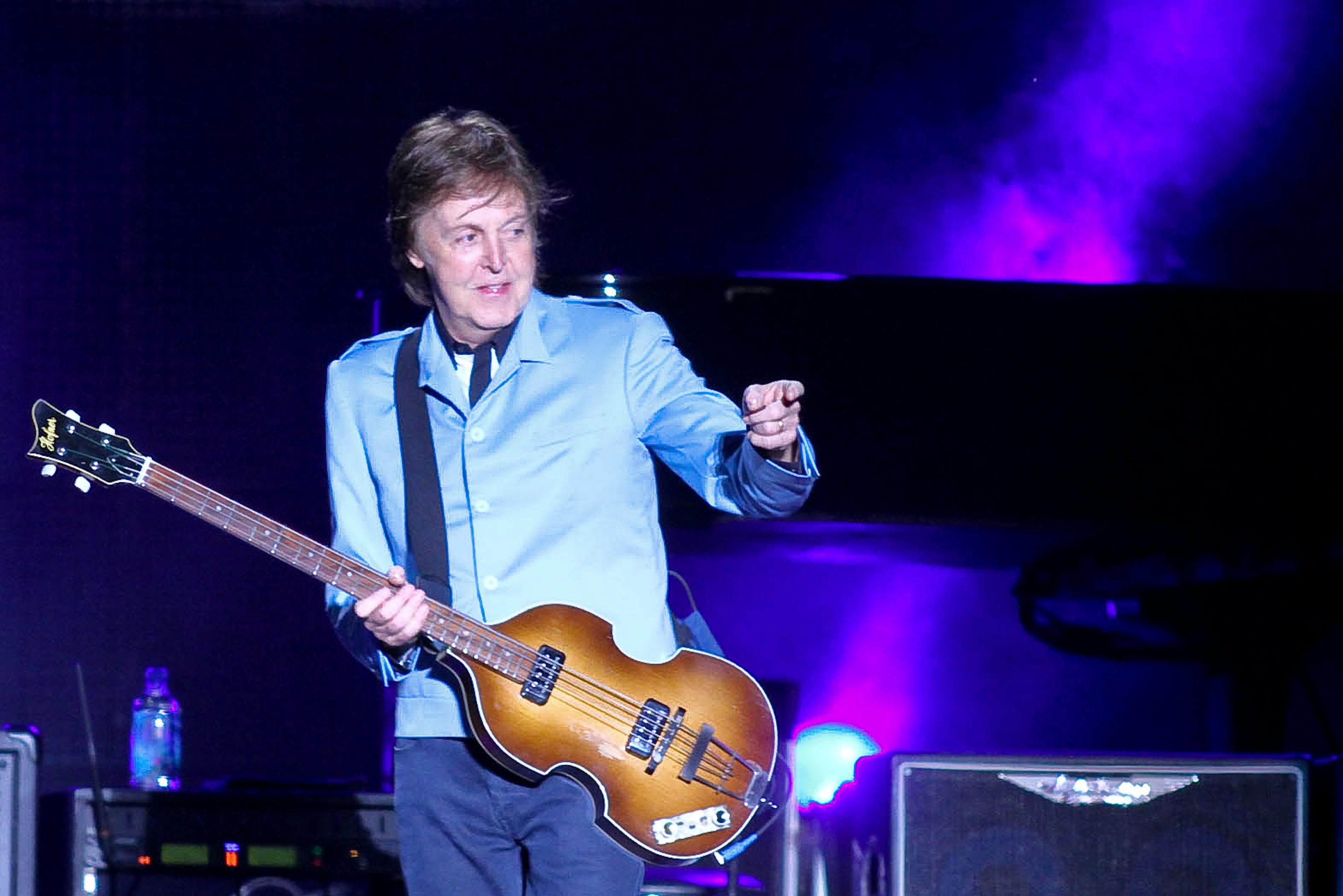 Paul McCartney unveils latest single New ahead of identically-titled album