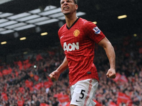 Gallery: Manchester United v Swansea City – May 12 2013
