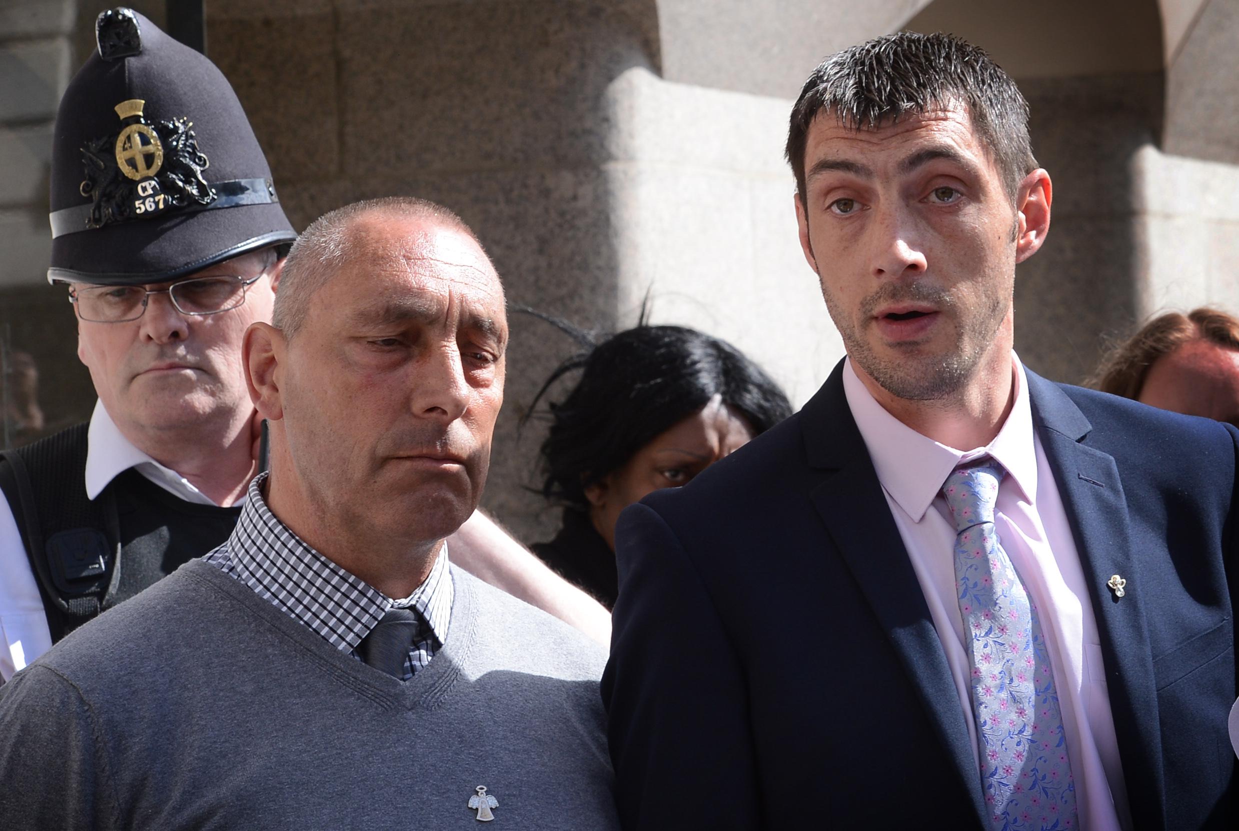 Tia Sharp's father wants murderer Stuart Hazell hanged as mother admits 'pity'