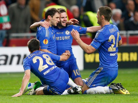 Gallery: Benfica v Chelsea – Europa League final 2013