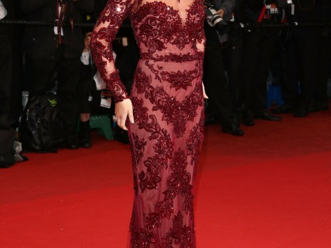 Gallery: Cheryl Cole at the Cannes premiere of Jimmy P