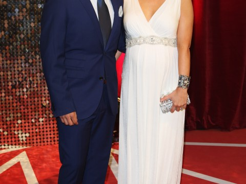 'We're delighted!': Lucy-Jo Hudson and Alan Halsall welcome baby girl