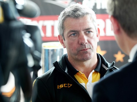 Daryl Powell hails 'outstanding' Castleford after derby win against Wakefield
