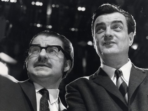 Bruce Forsyth and Jack Dee pay tribute to Morecambe and Wise sketch writer Eddie Braben