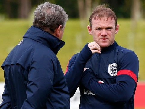 Roy Hodgson: Wayne Rooney not guaranteed England World Cup place