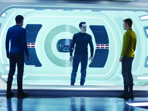 Star Trek Into Darkness is breathtaking rollercoaster that locks you in a Vulcan death grip