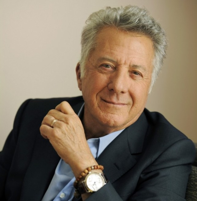 Dustin Hoffman decided to direct on the strength of the Quartet script (Picture: Chris Pizzello/Invision/AP)