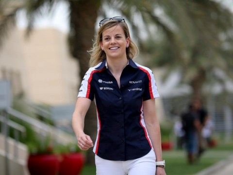 Susie Wolff: It's a matter of time until women are lining up on the F1 grid