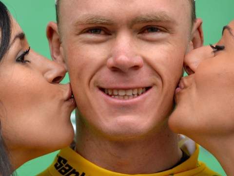 Chris Froome to lead Team Sky at Tour de France, Sir Dave Brailsford confirms