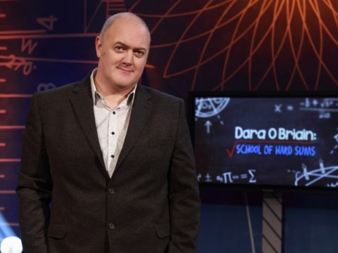 Dara O Briain: School Of Hard Sums added up to a right old lark