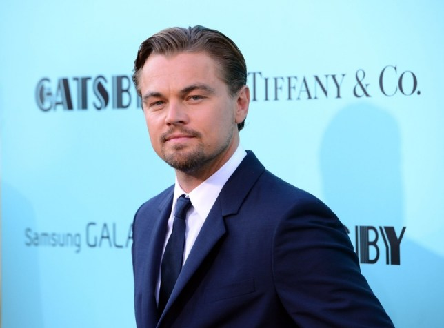 "NEW YORK, NY - MAY 01:  Actor Leonardo DiCaprio attends the ""The Great Gatsby"" world premiere at Avery Fisher Hall at Lincoln Center for the Performing Arts on May 1, 2013 in New York City.  (Photo by Stephen Lovekin/Getty Images)"