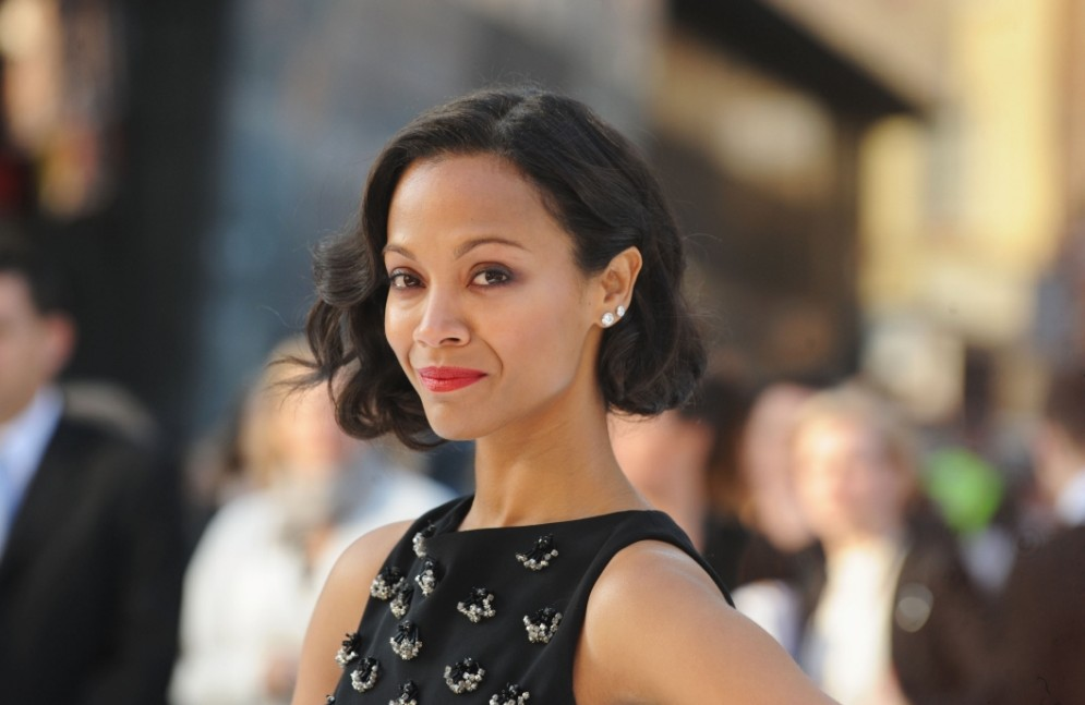 Zoe Saldana reveals bisexuality: I could end up with a woman