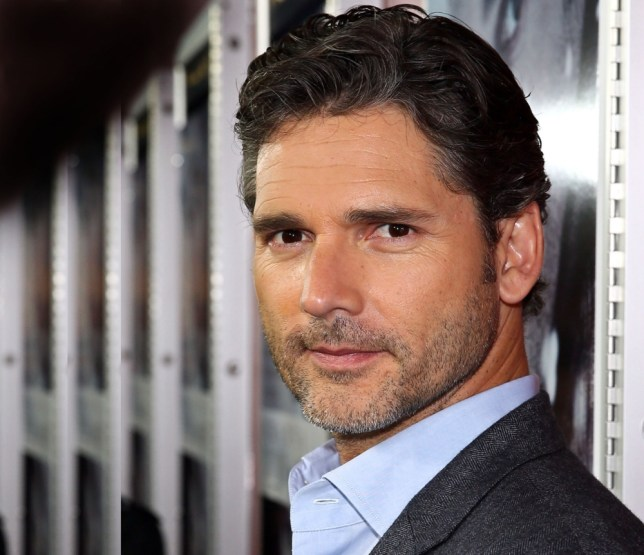Eric Bana likes to relax away from his acting career by racing cars (Picture: WireImage)