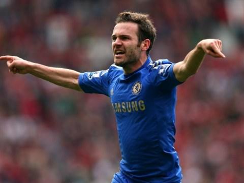 Manchester United 0-1 Chelsea: Juan Mata seals victory but David Luiz 'play-acting' enrages fans