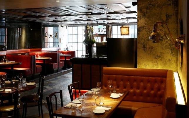 Jason Atherton builds on his culinary portfolio and reputation with his Social Eating House in Soho (Picture: supplied)