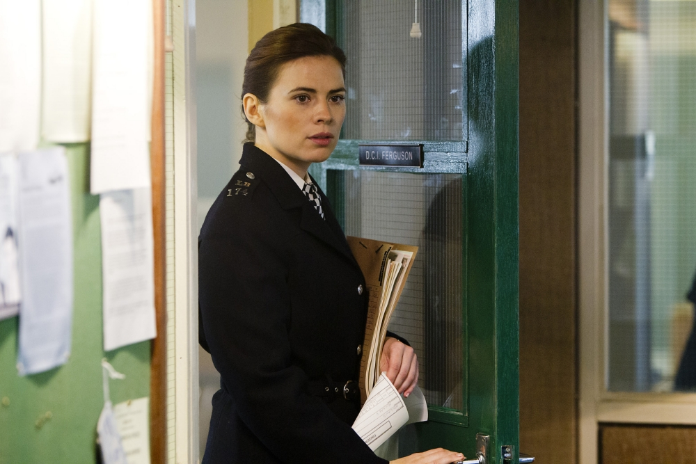 Hayley Atwell stars in ITV's new three-part police drama, Life Of Crime (Picture: ITV)