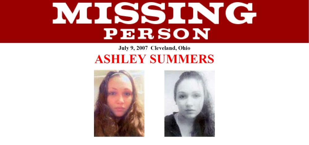 Ohio kidnaps: Discovery of women may shed new light on missing teenager Ashley Summers