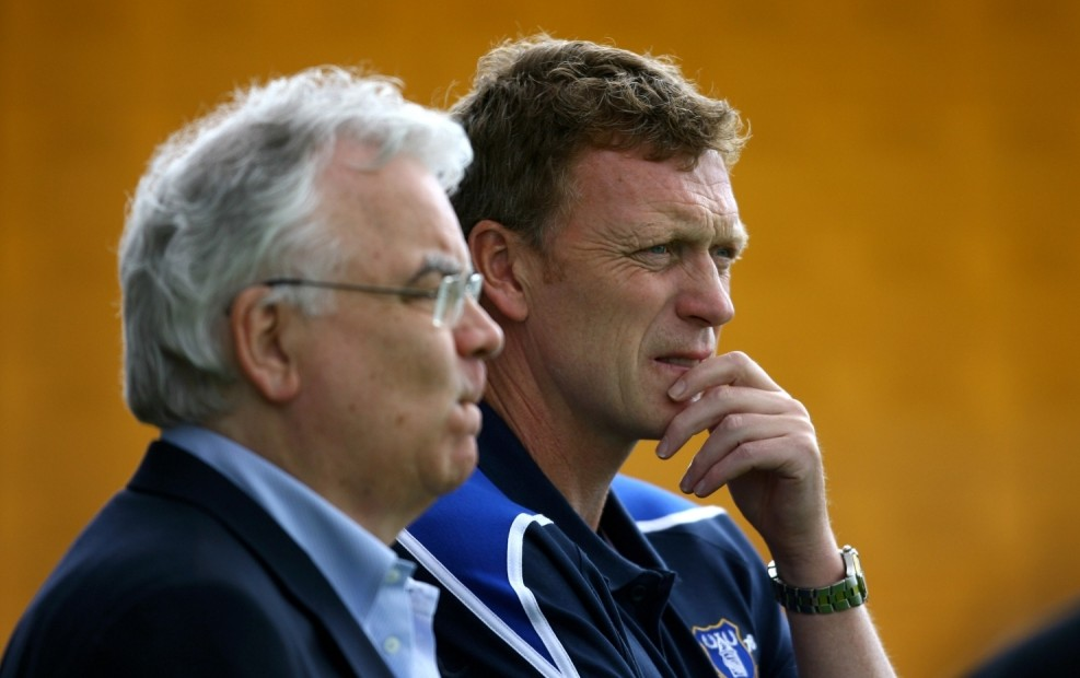 Crucial decision ahead for chairmen Peter Coates and Bill Kenwright on appointing successors to Tony Pulis and David Moyes