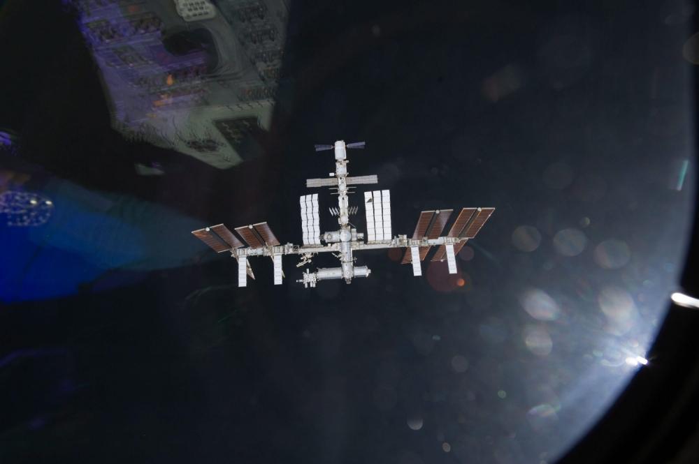 'Serious' radiator leak detected on International Space Station