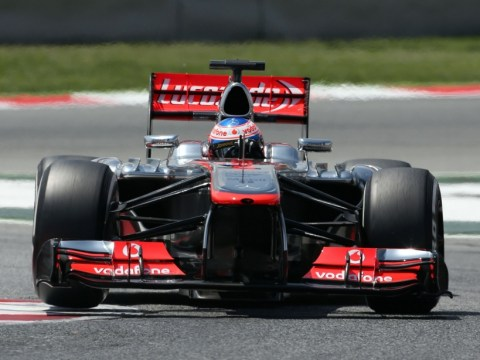 Jenson Button blames tyres and traffic for Spain struggles
