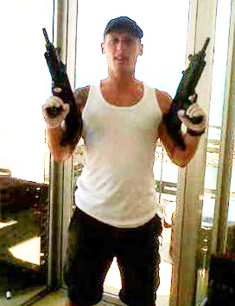 Andrew Moran was arrested in Spain after going on the run in 2009