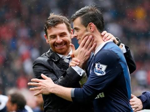Andre Villas-Boas confident Gareth Bale will remain a Tottenham player