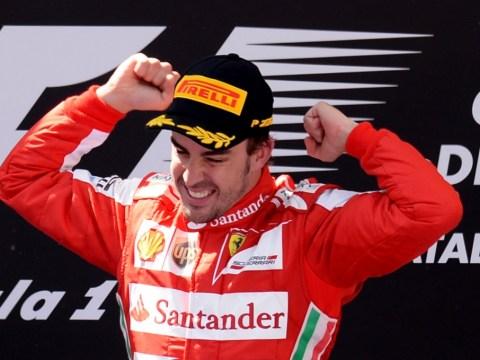 F1 debrief: Perky Fernando Alonso senses 2013 season is his year