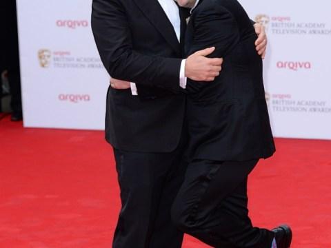 Bafta TV Awards: Alan Carr 'I wanna do Strictly Come Dancing'