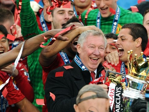 Sir Alex Ferguson: I decided to retire as Manchester United boss at Christmas