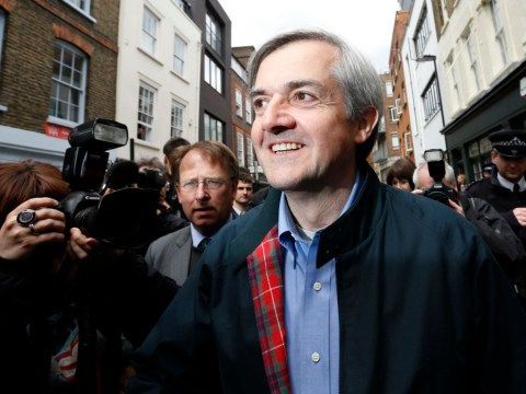 Chris Huhne says prison was 'humbling and sobering experience' after being released along with Vicky Pryce