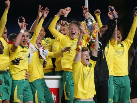 Norwich wrestle FA Youth Cup from Chelsea's grasp