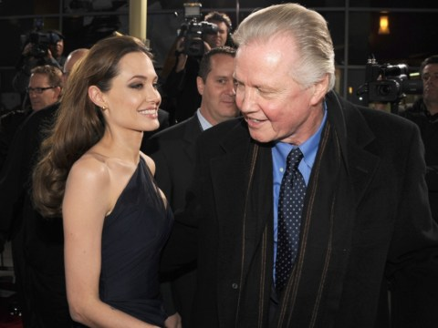 Jolie dad Jon Voight found out about double mastectomy online