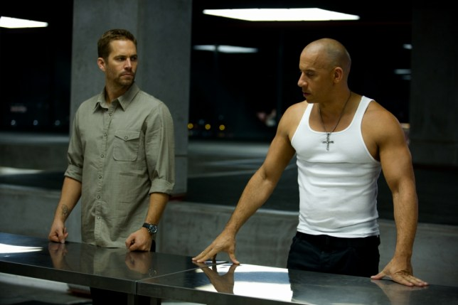Paul Walker and Vin Diesel in Fast & Furious 6 (Picture: Universal Pictures)