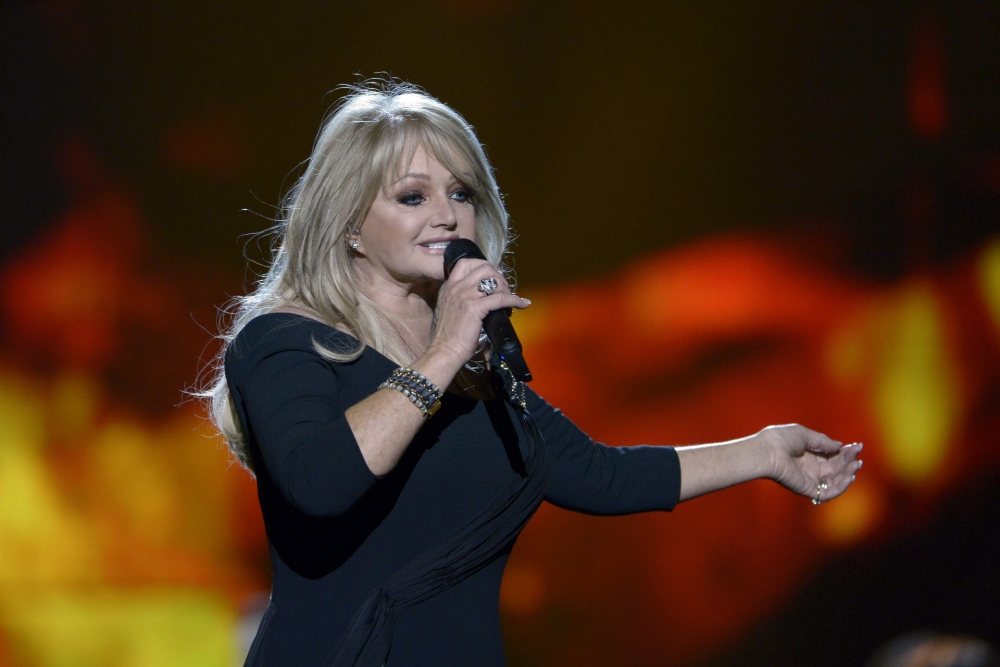 Bonnie Tyler to sing 15th in Eurovision final as running order is revealed