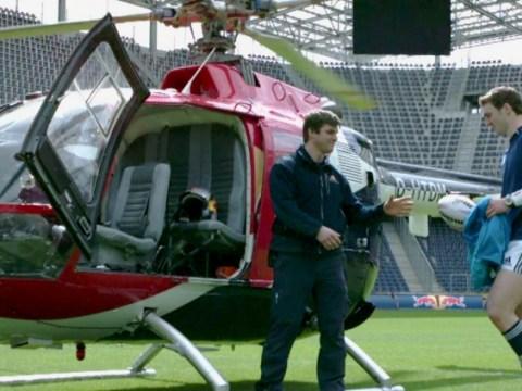 EXCLUSIVE: British & Irish Lions trio take their training to new heights