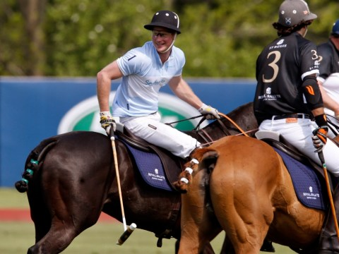 Prince Harry thanks US 'generosity' as polo match ends week-long tour
