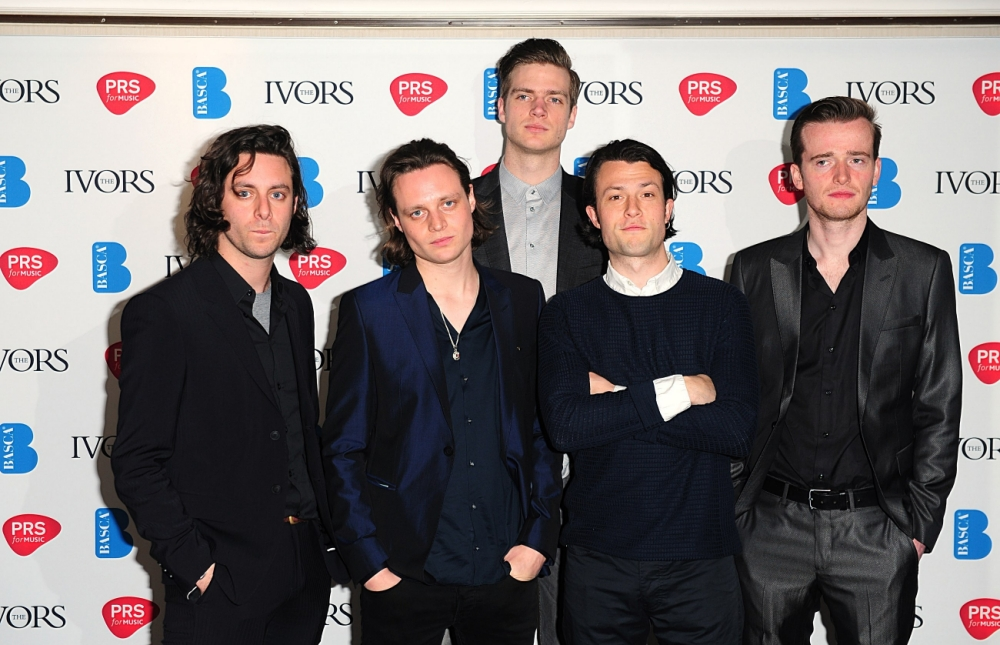 The Maccabees have announced their split and say they'll play farewell shows