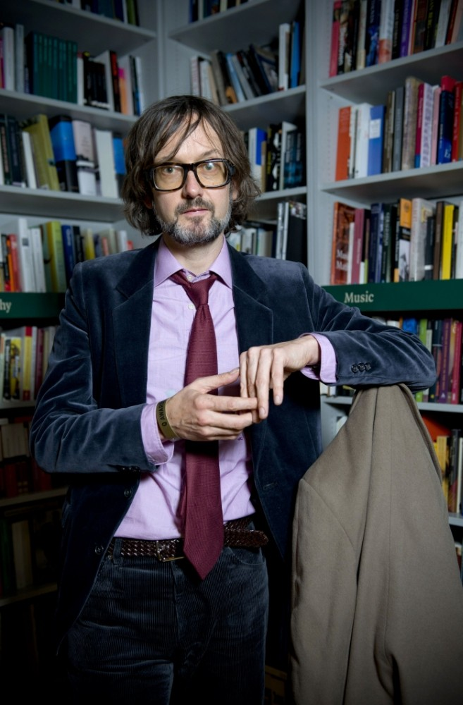 Jarvis Cocker ponders the meaning of fame at The London Literature Festival