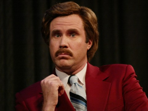 Anchorman star Ron Burgundy has college named after him