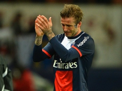 David Beckham linked with footballing comeback in India