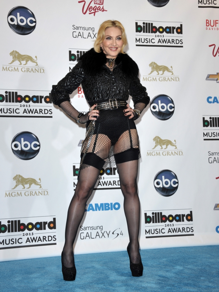 Madonna confirmed to join Beyoncé and Jennifer Lopez at The Sound of Change Live concert