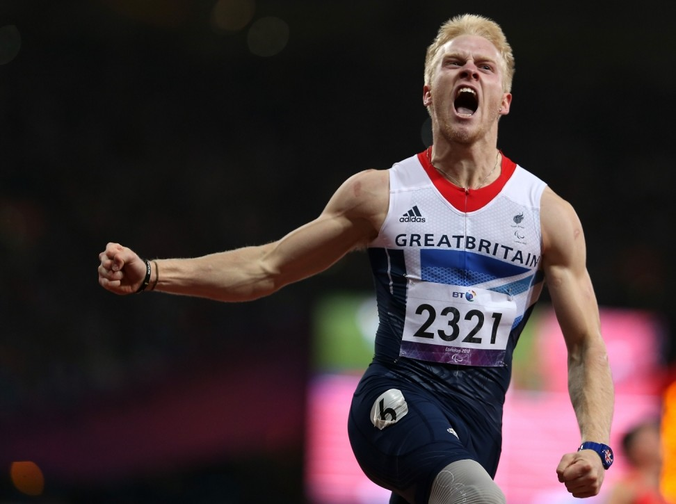 Paralympic hero Jonnie Peacock back on track at last in Manchester this weekend