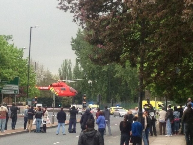 Police respond to 'serious incident' in Woolwich