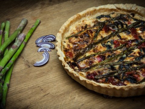 How to cook the ultimate quiche
