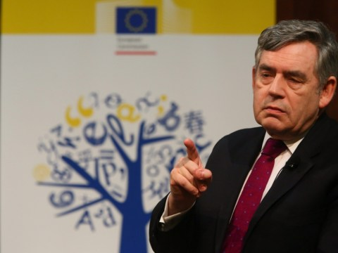 Gordon Brown is highest-earning MP outside of Parliament – but his office claims he doesn't keep a penny