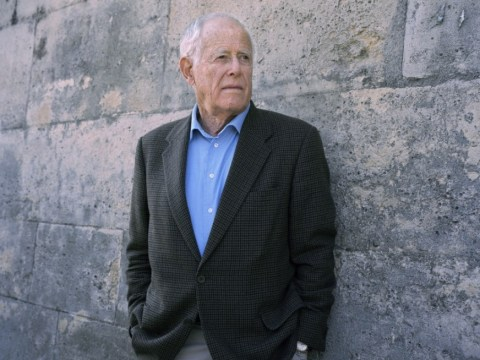 Suthor James Salter: I write about sex because I find it interesting – everybody does