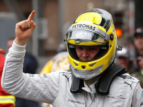 Nico Rosberg follows in father's footsteps with famous victory at Monaco