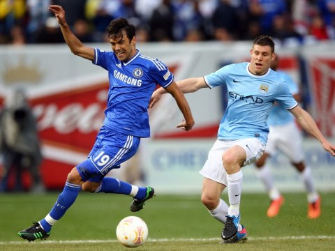 Gallery: Manchester City v Chelsea in New York
