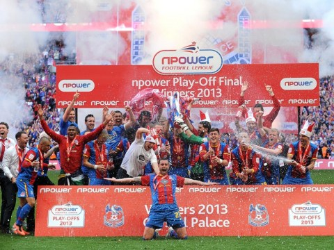 Gallery: Crystal Palace promoted to Premier League
