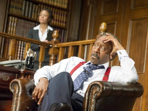 Mamet's Race at Hampstead Theatre: a case of bile over substance